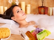 Baths for health and relaxation