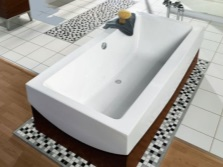 Rectangular standing bath from Villeroy & amp; Boch