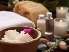 Scented bath additives