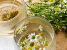 Herbal tinctures for baths