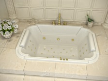 Bath with hydromassage Colorado