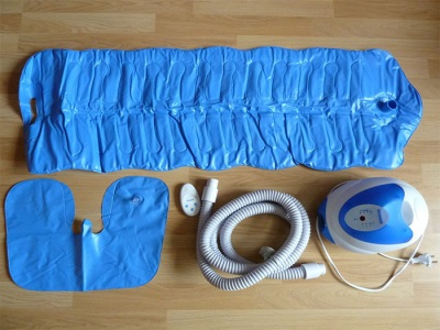Set pad hydromassage