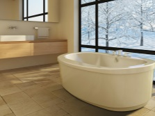 Beautiful Jacuzzi Tub