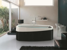 Jacuzzi - bath in room