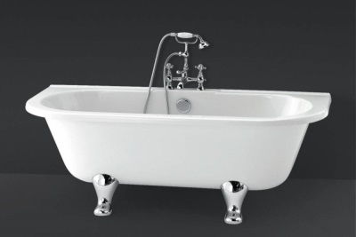 Cast-iron bath BelBagno