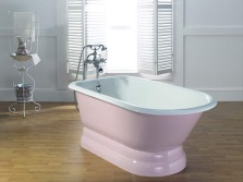 Italian cast iron bathtub