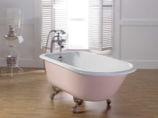 Cast iron small bath