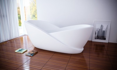 Bath Infiniti - the position of the body