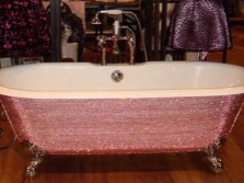 Diamond unusual bath