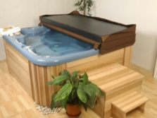 Hydro massage pool SPA