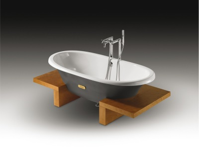 bath of cast iron production Roca