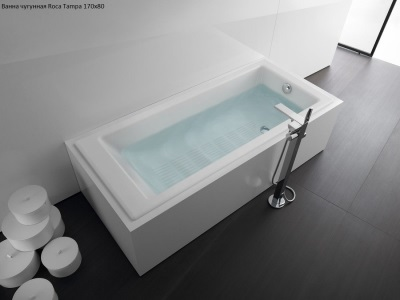 cast iron bath Roca Tampa