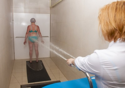 What Sharko shower - water treatment for health and weight loss
