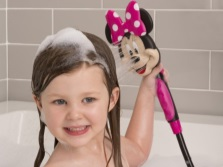 Shower for children