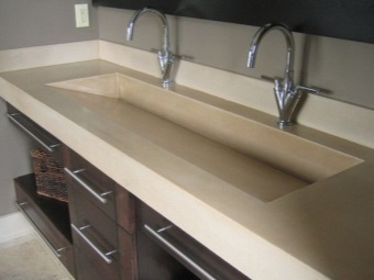 Dimensions washbasin Bathroom