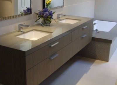 Advantages cabinets with sink