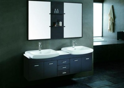 Sink with pedestal bath from popular manufacturers