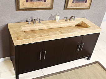 Recommendations for choosing a stone sink