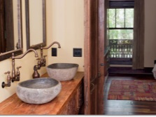 The advantages of natural stone washbasins