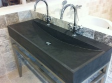 Advantages of natural stone sinks