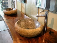 Sink Stone Bathroom