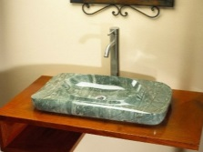 Advantages of stone sinks for the bathroom