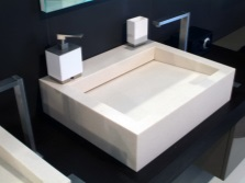 Advantages of stone sinks