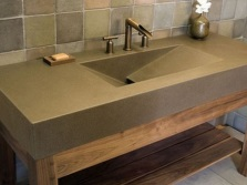 Advantages of artificial stone sinks for the bathroom