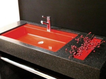 Sinks sinter bath
