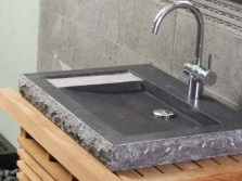 Forms made ​​of artificial stone sinks for the bathroom