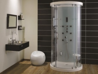 Benefits of shower cabins with hydromassage