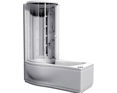 Shower box Laniver