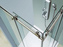 Accessories for shower cabs Glass