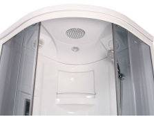 Ventilation in the shower