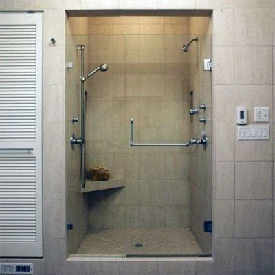 Shower Cabin with bench