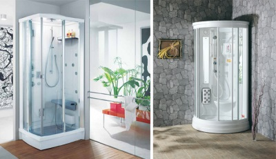 Showers with different functions