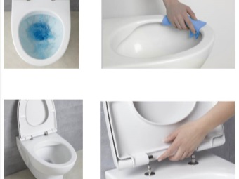 care rimless toilet
