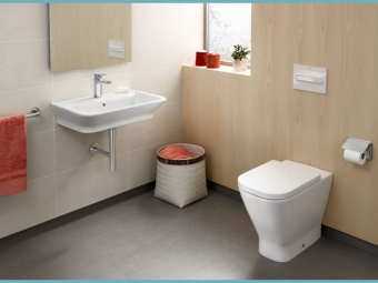 benefits - rimless toilet