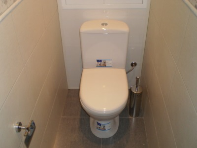 Squat toilet Cersanit