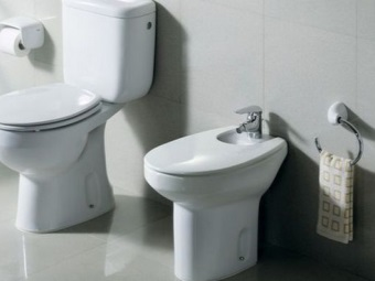 Advantages toilet , vertical outlet