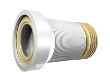 Reinforced corrugated pipe