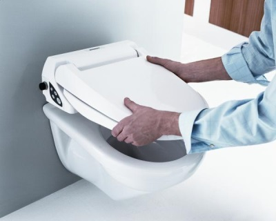 Setting cover bidet