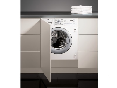 Built-in washer-dryer