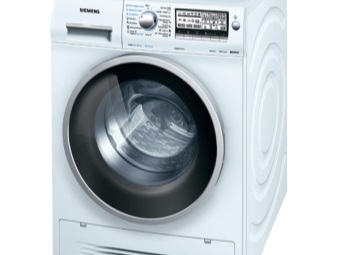 Washer Dryer Siemens WD 15H541 OE
