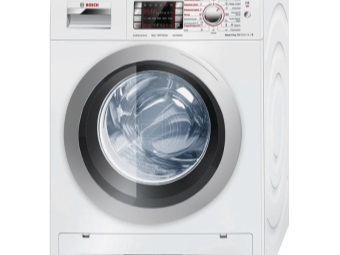 Washing machine with dryer Bosch WVH 28360 OE
