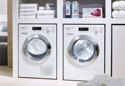 Miele built-in machines