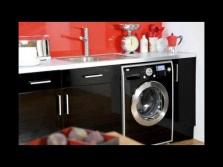 kompakte waschmaschinen automatisch mit front und toplader unter der sp le schmal build. Black Bedroom Furniture Sets. Home Design Ideas