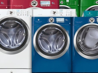 washing machines Electrolux