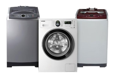 Dimensions of washing machines