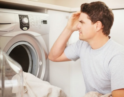 a washing machine fault symptoms